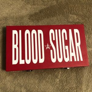 Other - Jeffree Star Blood Sugar Palette